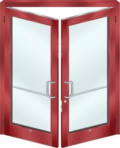MS380 Entrance Doors