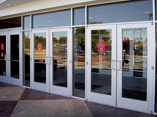 Aluminum Entrance Door Systems Coral Coral Architectural