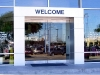 All Glass Entrance  •  Ford Dealership