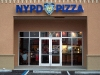 MS381 Impact Entrance  •  NYPD Pizza