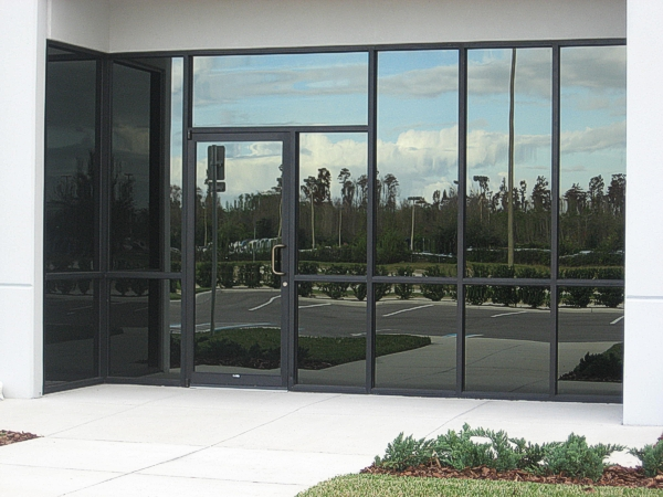 Image gallery storefront systems for Aluminum storefront windows