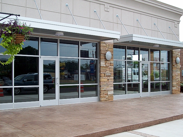Aluminum Storefront Systems 1 Storefront Systems