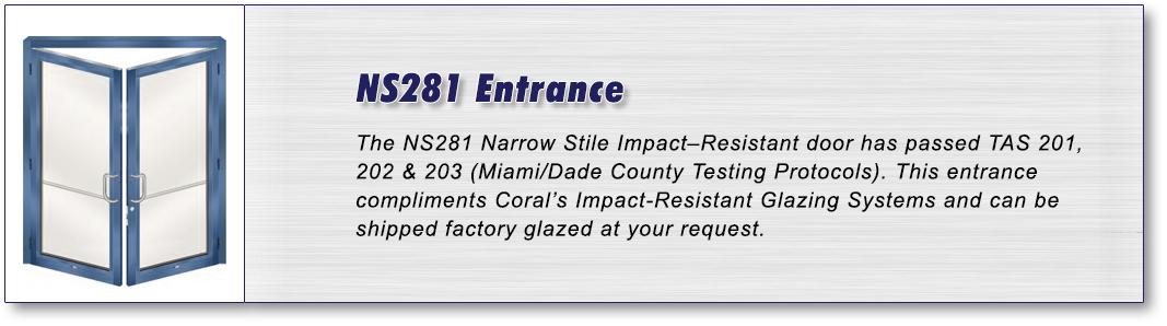 NS281 Entrance