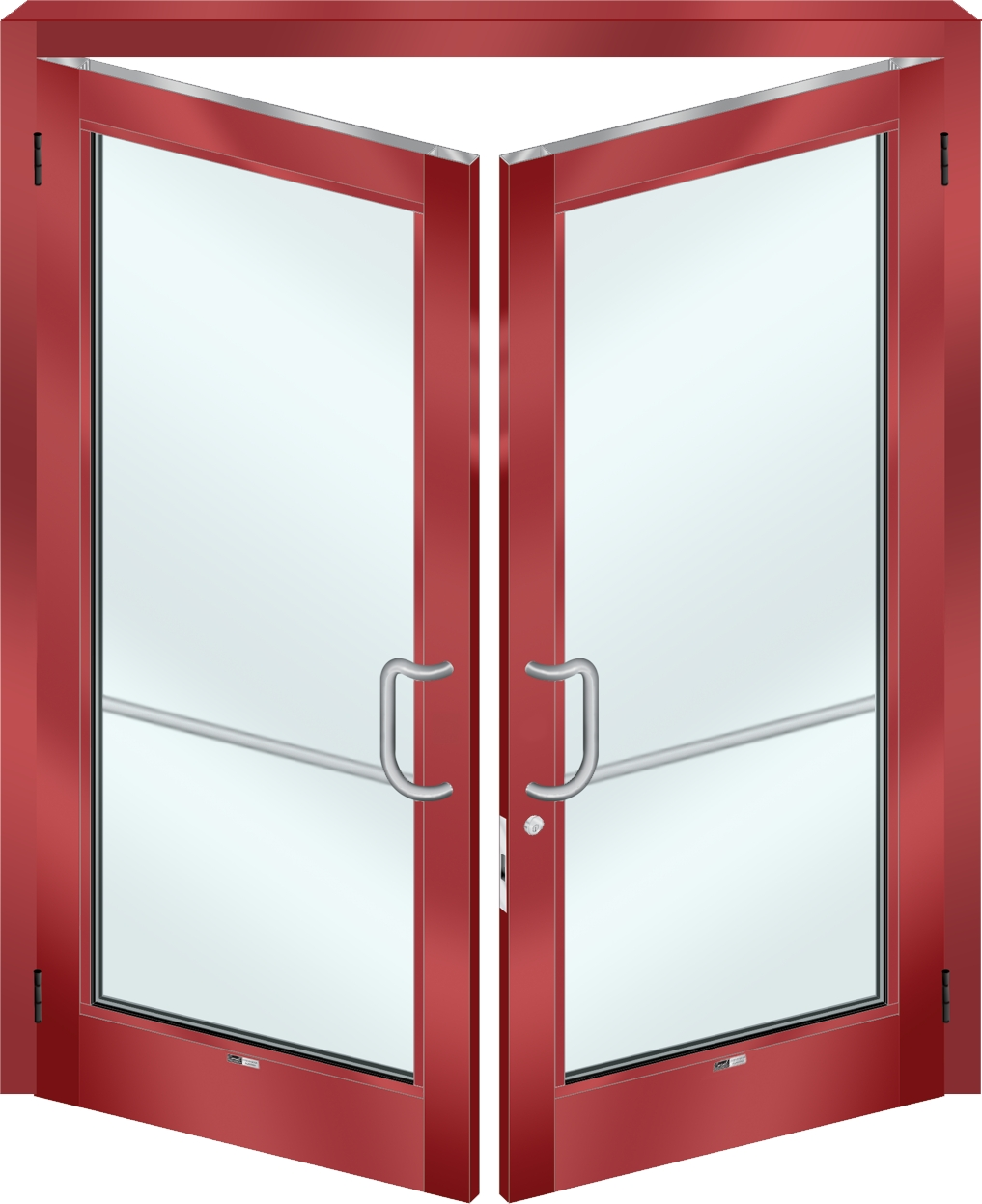Commercial Entrance Doors : Aluminum entrance door systems coral architectural